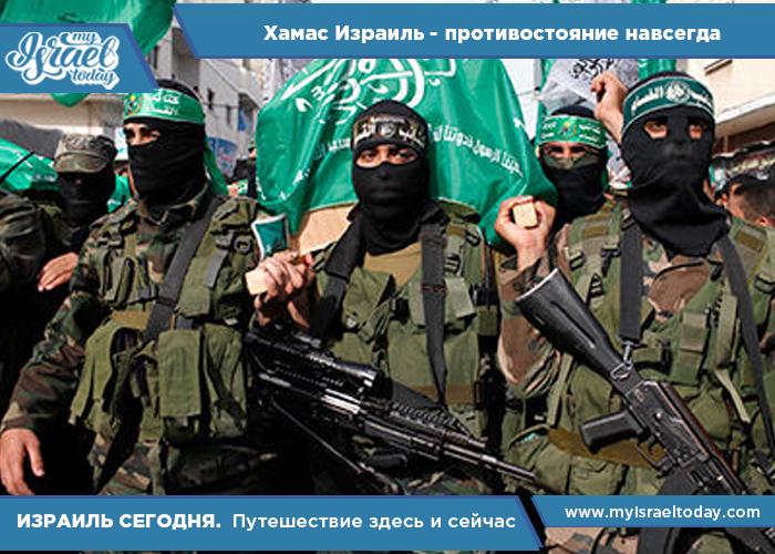 хамас израиль