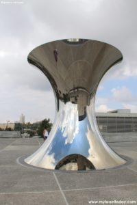 экспонат музея Израиля