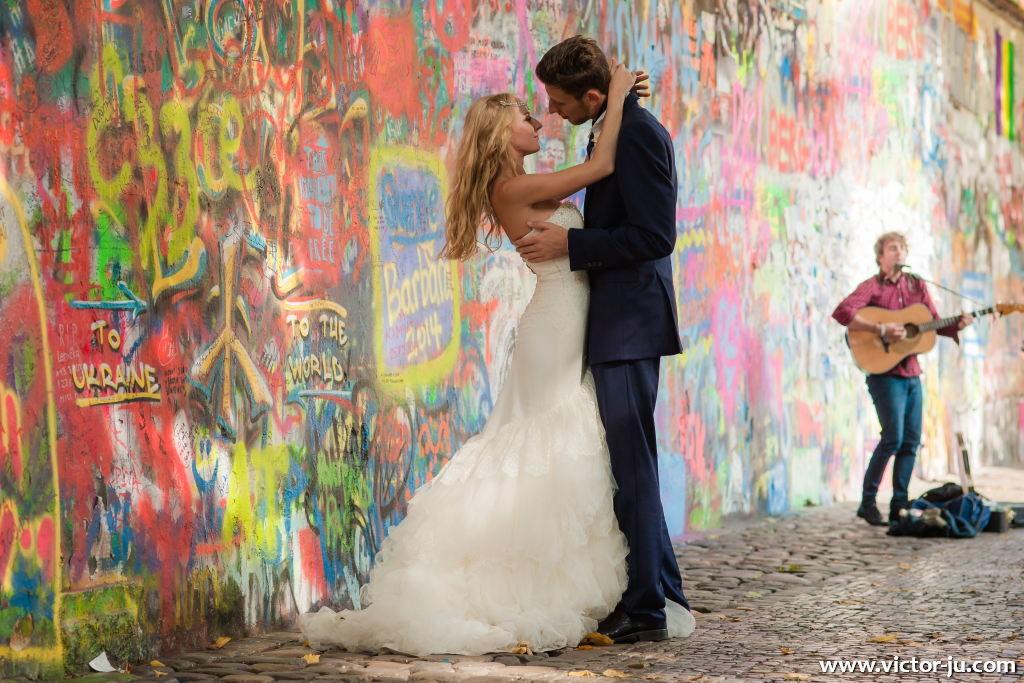 Стоимость свадьбы в Праге для израильтян