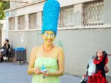 Мардж Симпсон, Пурим Тель-Авив