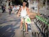Дьявол на велосипеде, Пурим 2015