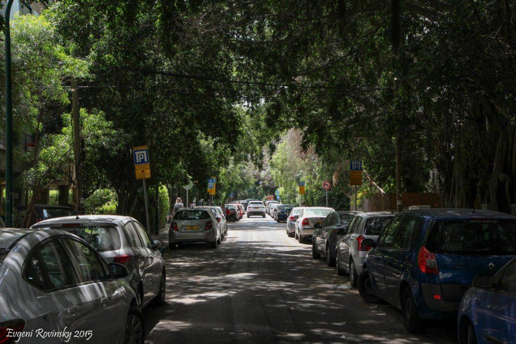 улица Лоуренса Олифанта Тель-Авив