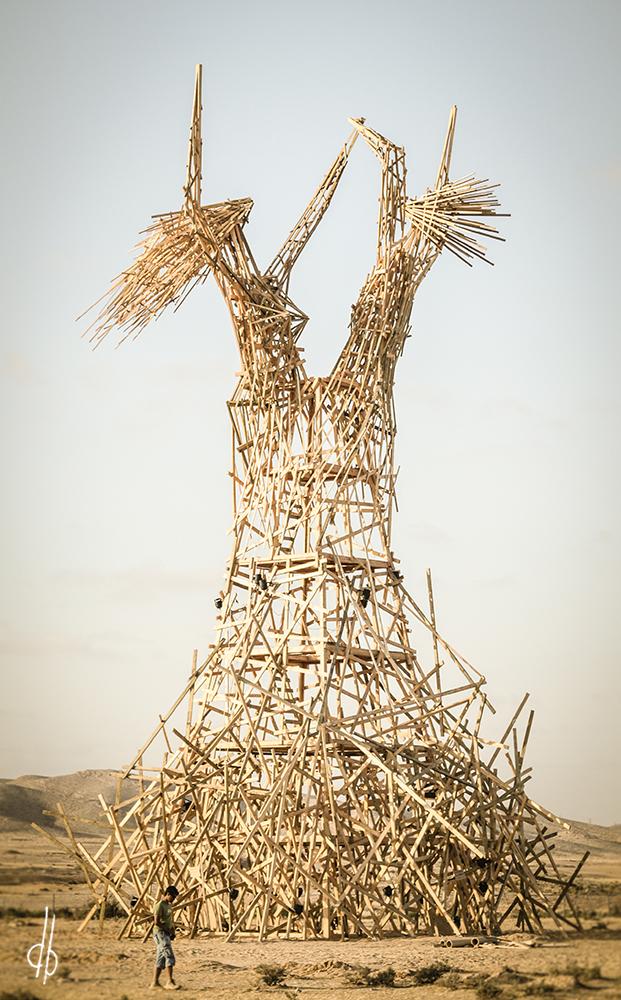 фестиваль в пустыне midburn