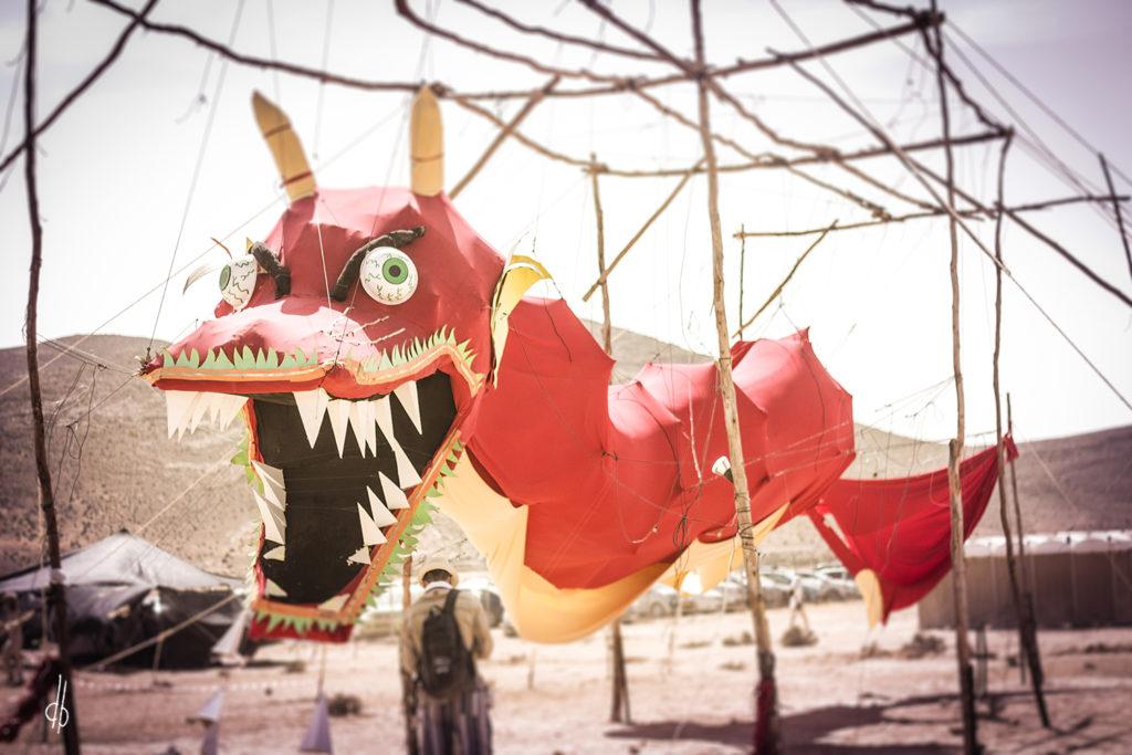 дракон midburn 2015