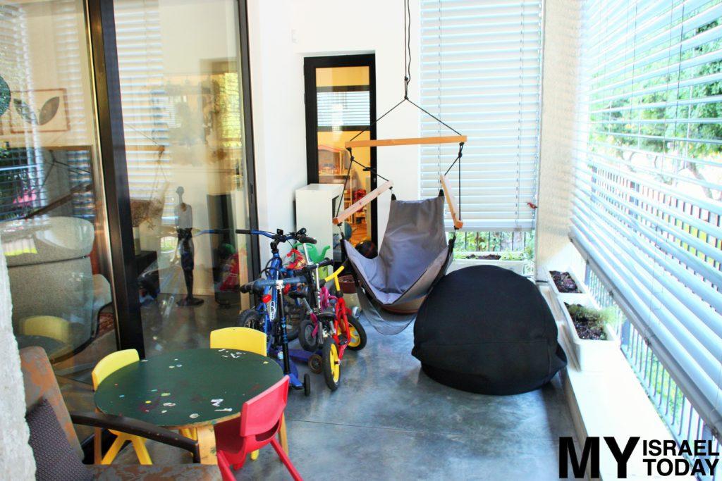 Апартаменты на бульваре, Тель-Авив