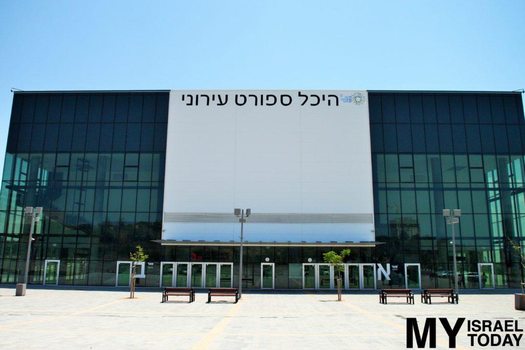 Муниципальный стадион Тель-Авив