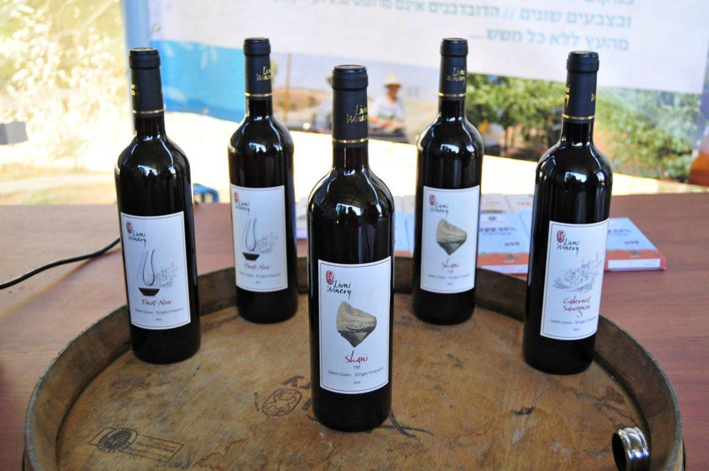 вино в израиле
