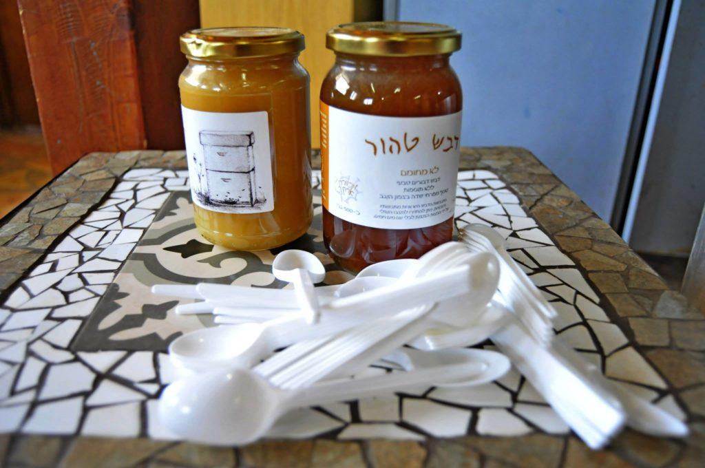 натуральный мёд израиль