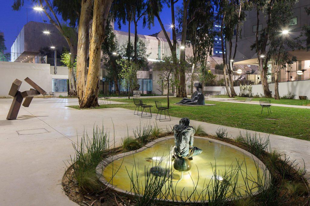 музей современного искусства тель-авив