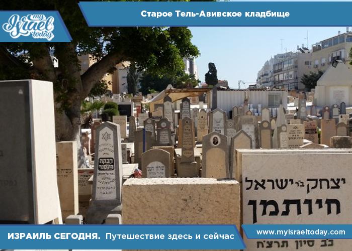 Старое Тель-Авивское кладбище