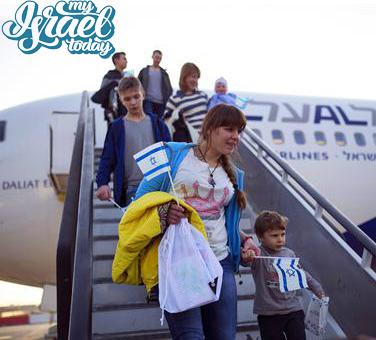 Алия в Израиль