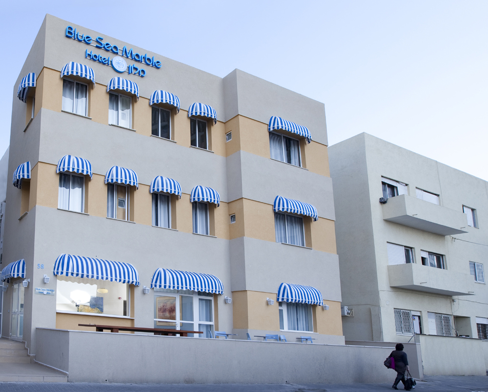 Отель Blue Sea Marble Tel Aviv