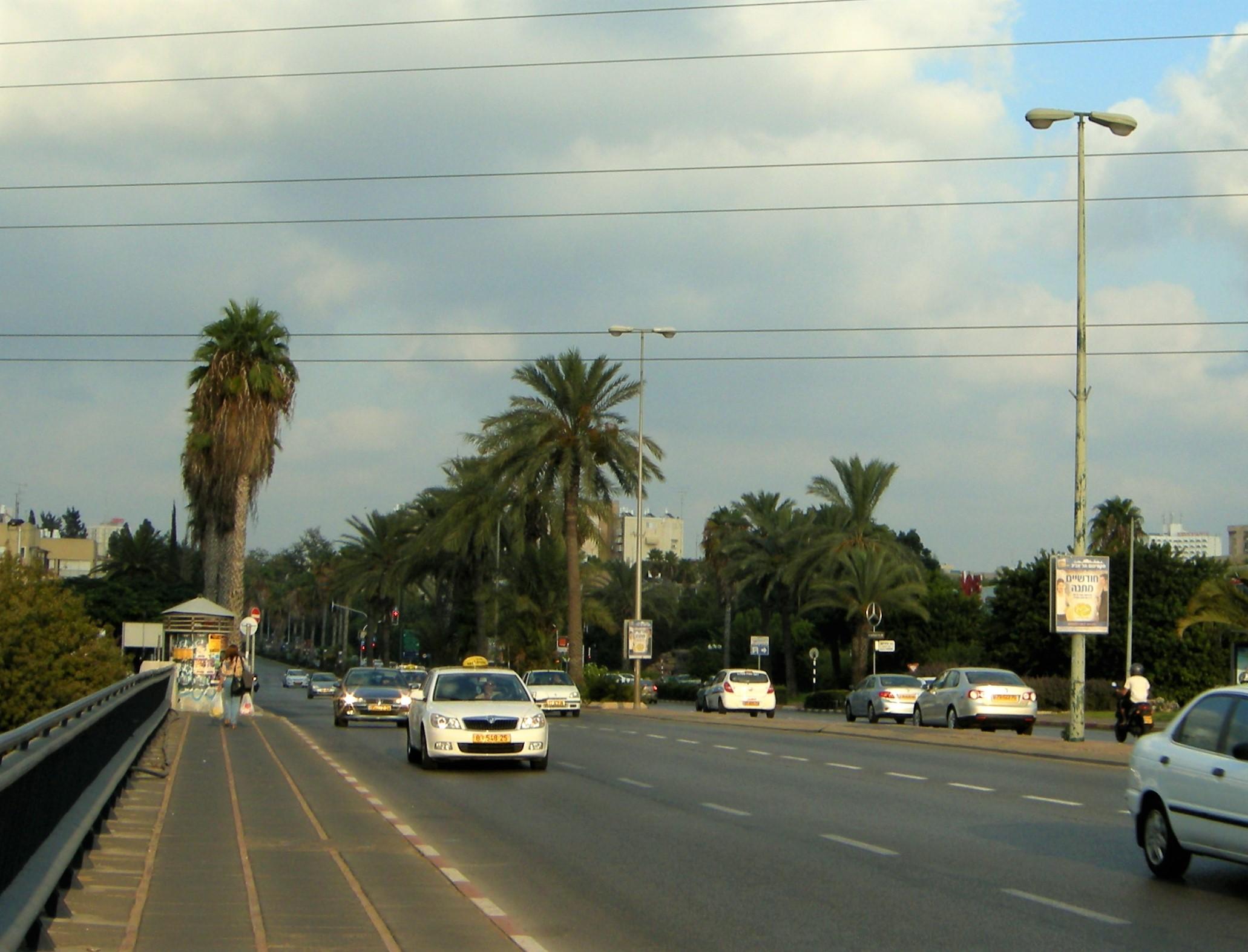как добраться из Тель-Авива в Иерусалим?