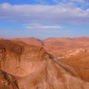 Экскурсия на Масаду