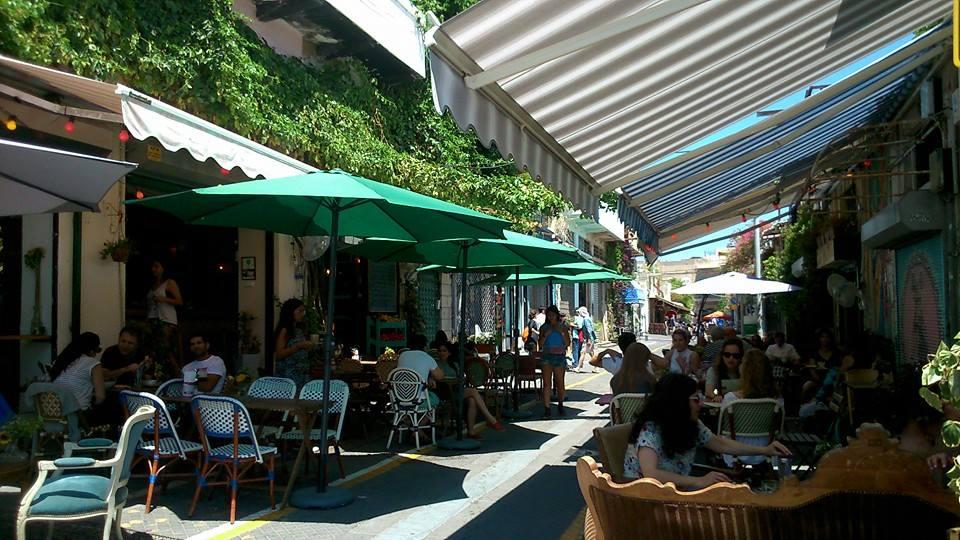 Рестораны в Яффо