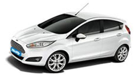 аренда авто в Израиле Форд Фиеста