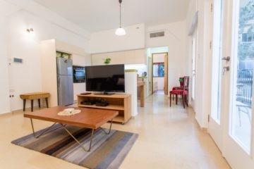 Аренда квартиры в Тель-Авиве посуточно