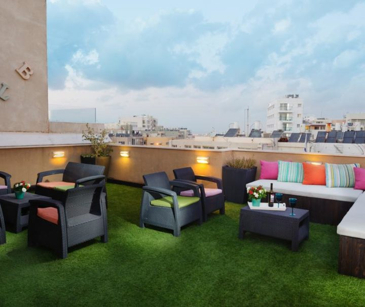 Отель Port Tel Aviv