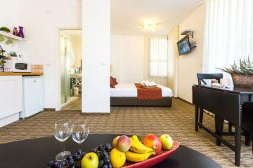 Отель Arbel Suites Tel Aviv