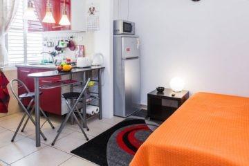 Аренда апартаментов в Бат Яме
