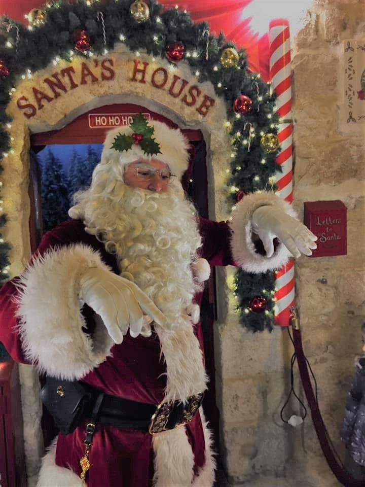 Иерусалимский Санта